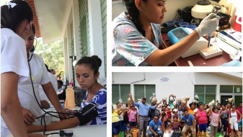 Roberto Clemente Health Clinic Update on Nicaragua